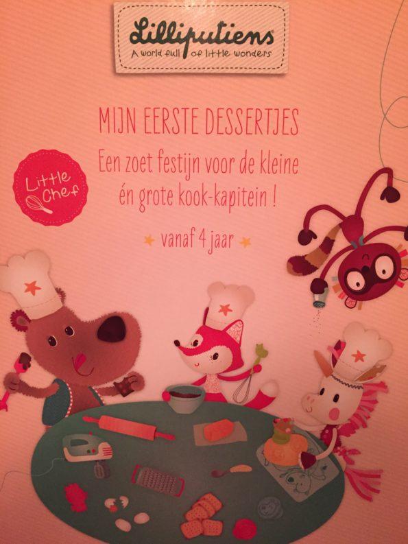 kookboek Liliputiens